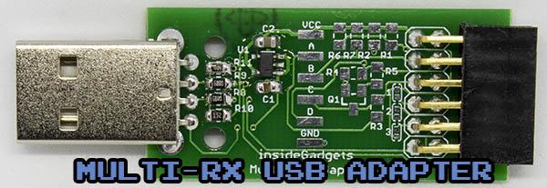 Wireless Gameboy Controller (For PC/RPi, NES, SNES, N64, Gamecube, Wii,  NES/SNES Classic Mini)